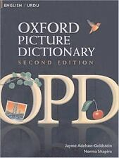 Oxford Picture Dictionary English-Urdu: Bilingual Dictionary for Urdu speaking t