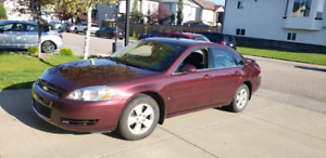 Chevrolet impala LT 2007 Low km well  maintained for sale