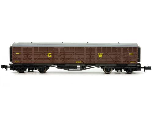 WAGONS Siphon G GWR 1451-PISTE N-Neuf DAPOL 2f-024-002