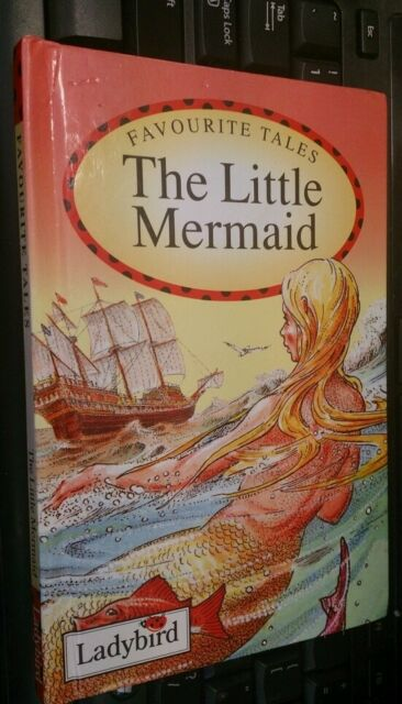 Ladybird Favourite Tales The Little Mermaid Hans Christian Anderson 0721415520