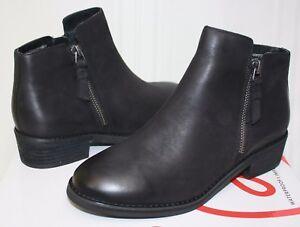 46fddd0ef7e Blondo Women s Liam Waterproof Black Nubuck leather booties New with ...