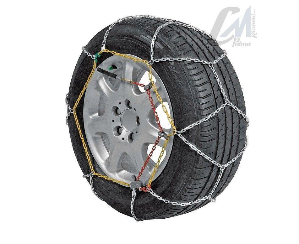 Lampa RX-7 Catene da neve 7 mm Gruppo 12.5 per pneumatici 245//40//19 245//40 R19