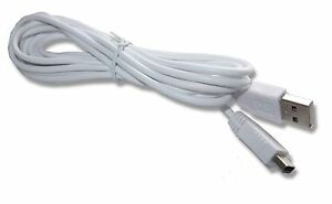 Nintendo-WiiU-Wii-U-USB-Controller-Charger-Power-Cable-Lead-3-Metres-UK