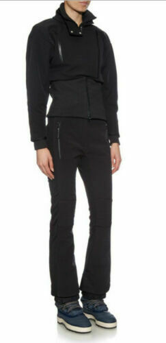Adidas Stella McCartney Winter Sports Slim Jacket Black AC3647 Size M