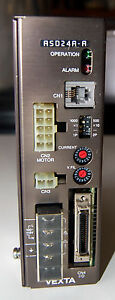 Oriental Motor Co. VEXTA ASD24A-A, AlphaStep Closed Loop Driver (Single-Phase)