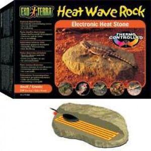 Hagen Exo Terra Reptile Terrarium Habitat Heat Wave Rock