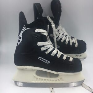 Bauer Skate Size To Shoe Size.Details About Bauer Impact 100 Men S Kids Ice Hockey Skates Size 3r Shoe Size 4