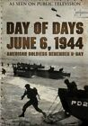 Day of Days June 6 1944 American DVD Region 1 SH