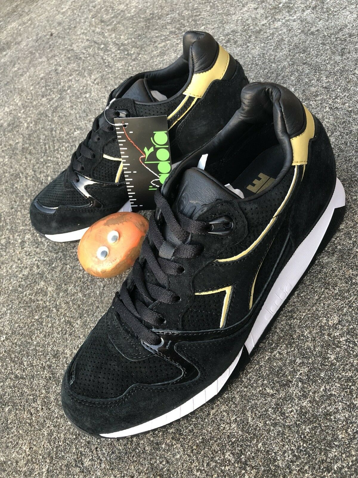 Diadora V7000 tutti Gone 2006 Nero UK6 US6.5 EU39 JP24.5 JP24.5 JP24.5 74ae86
