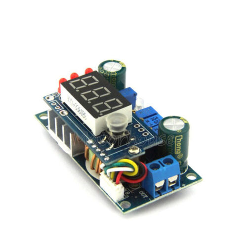 Solar Panel MPPT Controller DC buck Step-down Constant Voltage Current Converter