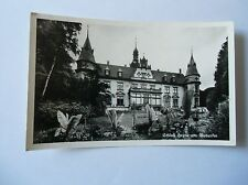 Ansichtskarte Schloß Hegne am Bodensee 1949