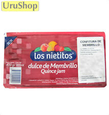 F101 Dulce de Membrillo (Quince Paste / Quince Jam) Los Nietitos 400g