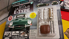 BUILD  THE  JAGUAR  E - TYPE,1 : 8 SCALE ISSUE =2