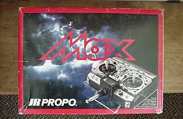 Sistema de control de radio MAX DIGITAL proporcional