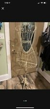 Metal Wire Dress Form Mannequin Display Stand Decorative