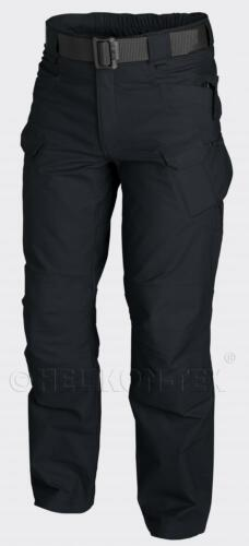 Helikon Tex Urban Tactical Pants UTP Ripstop Trousers Navy Blue Small Regular
