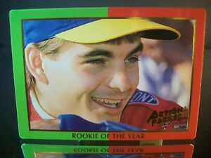 Details About Jeff Gordon 24 Dupont Action Packed 1994 Card 20 Rookie Of The Year
