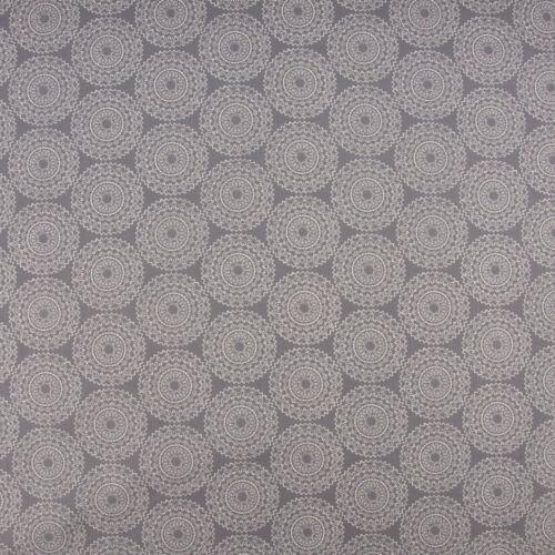 De toalla Kalachakra gris blanco 1,4m ancho