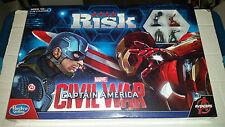 Captain America Civil War Risk NEW Board Game