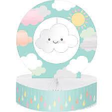 CP 1C SUNSHINE BABY SHOWER Range Tableware Balloons Decorations Supplies NEW