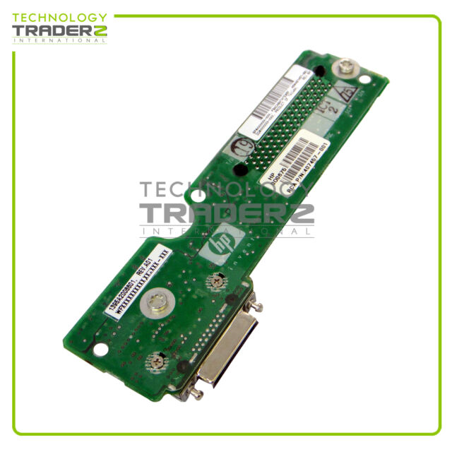 407457-001 HP Assembly Board LED//Power Switch For BL480C BL460C Pulled *