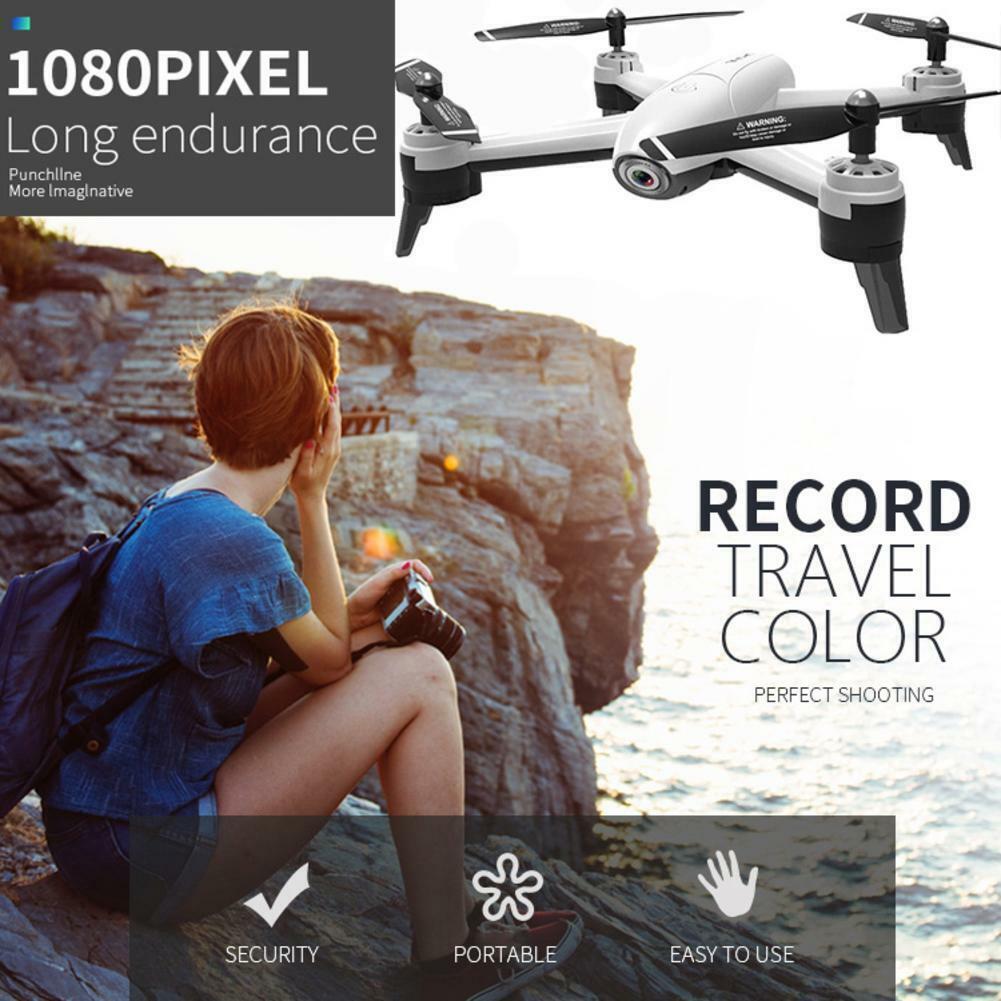S165 RC WIFI FPV 1080p 2  K DUAL FOTOteletelecamera Headless volo mode Elicottero  Sconto del 70% a buon mercato
