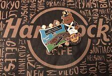 Hard Rock Cafe HRC BALTIMORE NATIONAL PARK BEAR Lapel Pin Fort McHenry