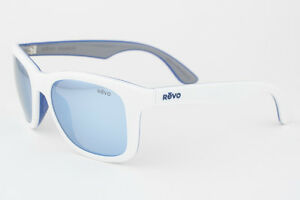 4cee23a136 Image is loading Revo-1000-09-BL-Huddie-White-Blue-Polarized-