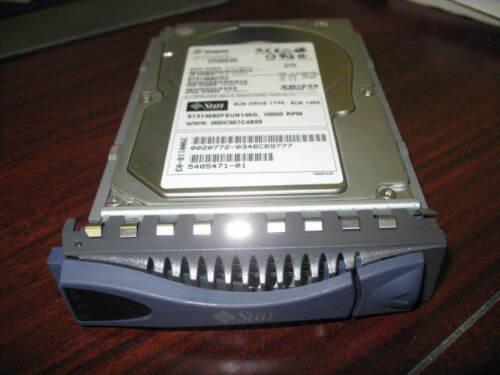 Sun 146GB FC-AL X6817A ST3146807FC 540-5471