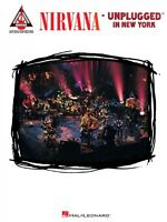 Nirvana Unplugged In York Sheet Music Guitar Tablature 000690026