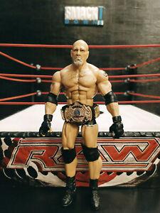 WWE-MATTEL-ELITE-SERIES-GOLDBERG-EXCLUSIVE-WRESTLING-ACTION-FIGURE-DAMAGED-HAND