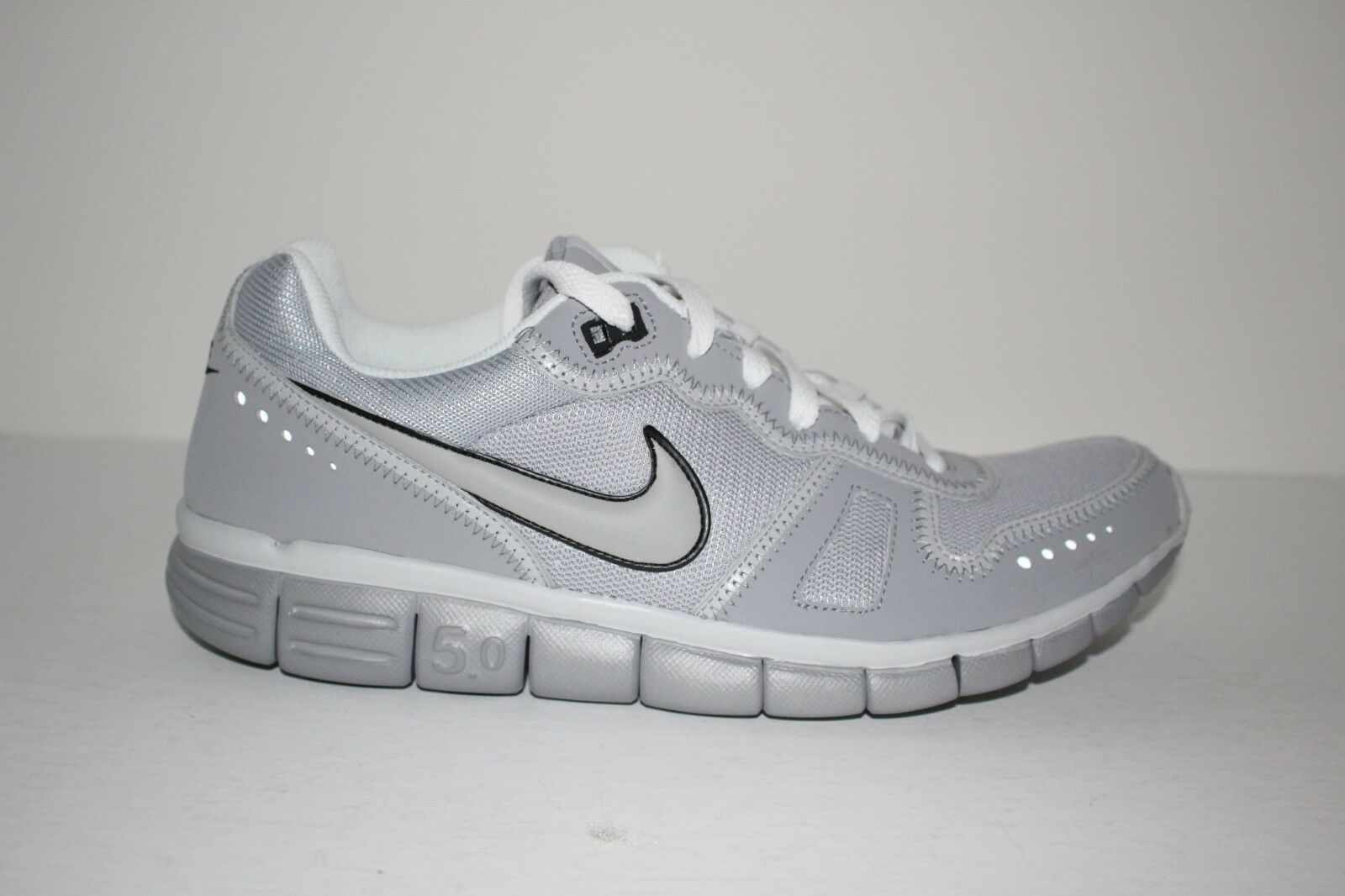 Nike Free Waffle AC Men's Running shoes Neutral Grey Jogging Trainers 443913 101