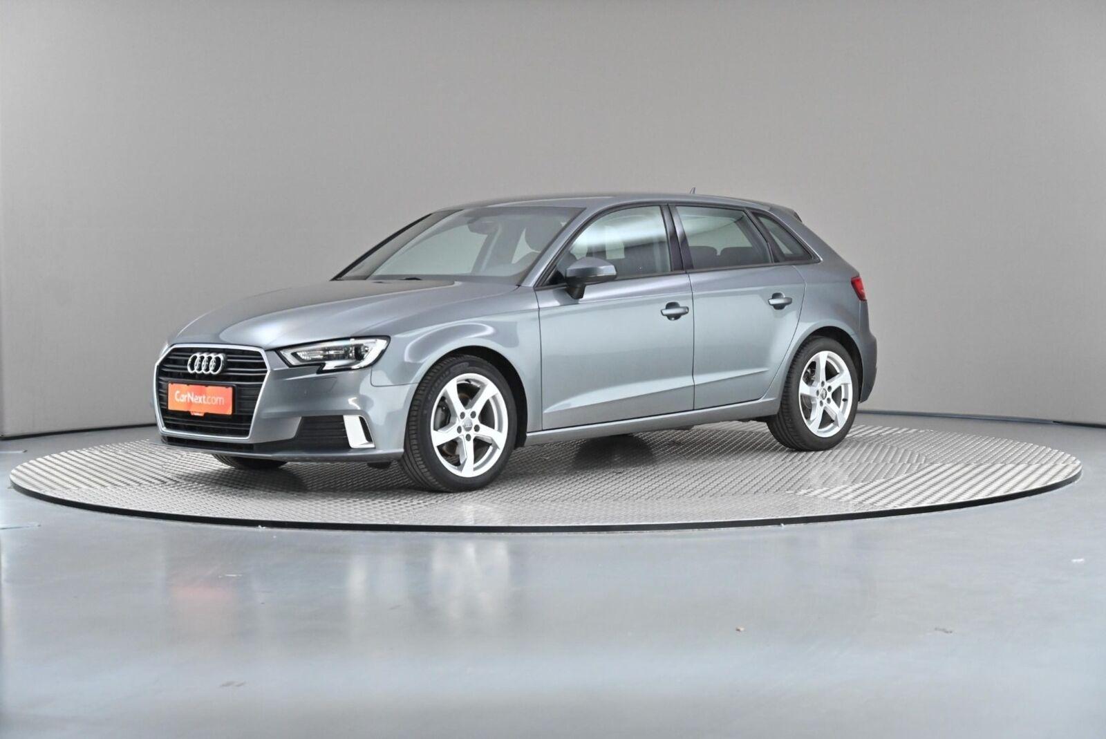 Audi A3 1,6 TDi 116 Sport Sportback 5d - 199.900 kr.