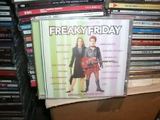 FREAKY FRIDAY,WALT DISNEY PICTURES,FILM SOUNDTRACK