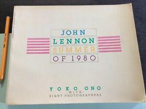 John-Lennon-Summer-Of-1980-By-Yoko-Ono-With-Eight-Photographers