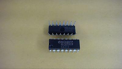 MM74HC4538N Dip Integrated Circuit New Qty-10 NATIONAL MC74HC4538N