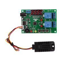 Digital Temp Humidity Measure Control Board Module Relay Thermostat DC5~24V M4E8