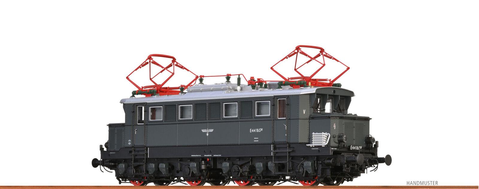 Brawa 43421 H0 E-Lok E44w DRG, II, AC Dig BASIC 3 Leiter Märklin    Attraktives Aussehen