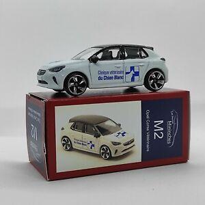 M2 Opel Corsa M2 Vétérinaire - Majorette 3 inches no Norev