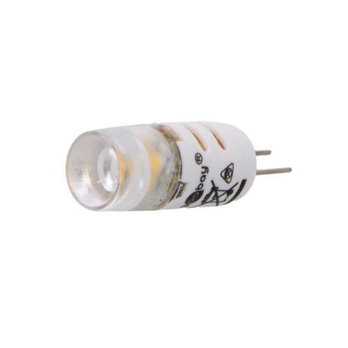 30584 LED-Leuchten warmweiß G4 12VDC 12VAC 90lm 1,2W 300° 2700K Goobay