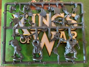 Mantic-Reyes-De-Guerra-orco-AX-tropa-del-armazon-RAPIDO-y-LIBRE-P-amp-p-Reino-Unido-Warhammer