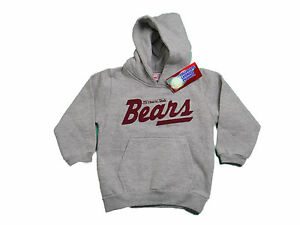 f3753b313 Image is loading MISSOURI-STATE-BEARS-KIDS-TODDLERS-GREY-EMBROIDERED-HOODED-