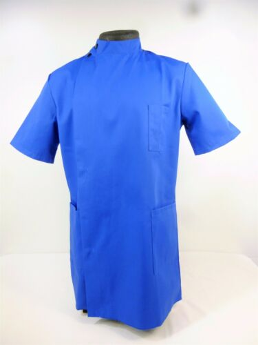 Alexandra HL963U Mens Medical Dental Stud Work Tunic Top Jacket E3/&4 EO1