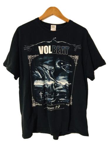Volbeat Room 24 North America Tour XL T Shirt not