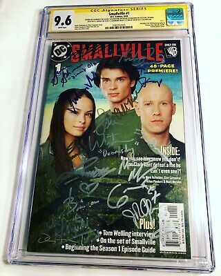 Members smallville cast Why Smallville