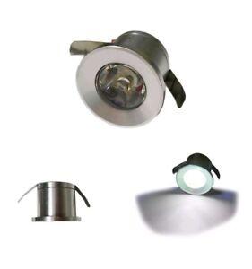 FARETTO-LED-INCASSO-1-WATT-PUNTO-LUCE-FREDDA-CALDA-NATURALE-BLU-MINI-SPOT-220V