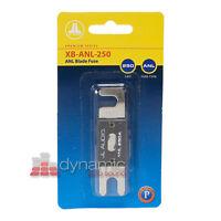 Jl Audio Xb-anl250 Car Amplifier Power Premium 250 Amp Anl Blade Fus 250a