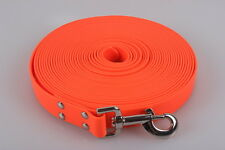 Dog & Field 10 Meter Biothane Tracking Line / Lead / Harness For Scent Dogs