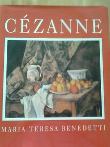 Details about CEZANNE French Artist Fine Art Painting Artwork Arts Works  History Book