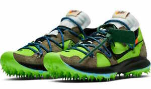 OFF-WHITE-x-Nike-Air-Zoom-Terra-Kiger-5-Size-W-14-M-12-5-CD8129-300-NEW